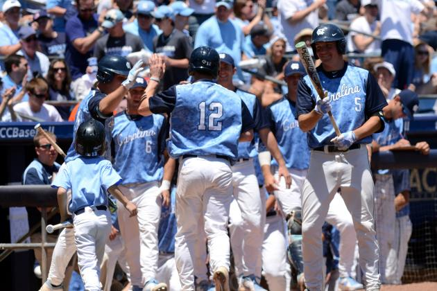 ACC Baseball Championship 2013: Score, Results, Recap for UNC vs. Virginia Tech