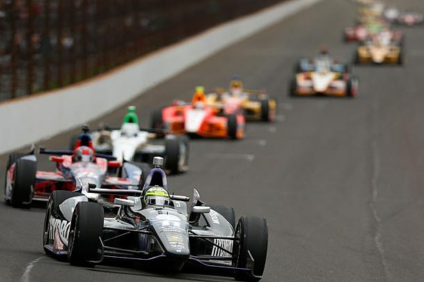 2013 Indy 500 Best Shots