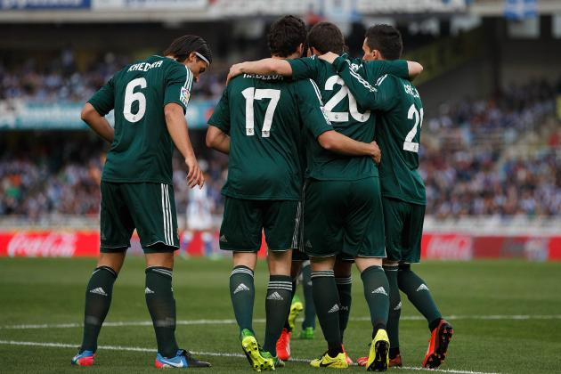Real Sociedad vs. Real Madrid: Score, Grades and Post-Match Reaction