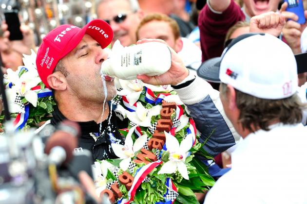 Indy 500 Winner: Tony Kanaan Wins 97th Edition of Historic Race