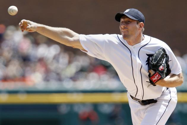 Scherzer Improves to 7-0 with Win vs. Twins