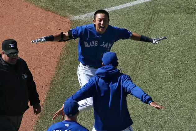Blue Jays Rally Past Orioles with 4-Run Ninth