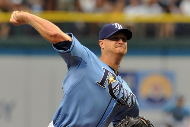 Cobb Sensational as Rays Rout Yankees