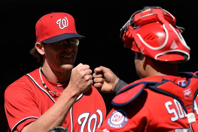 \Stephen Strasburg Dominates and Washington Rallies in Seventh for Win