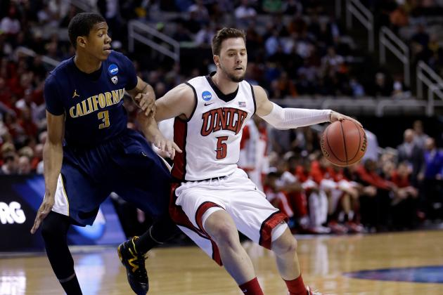 Is UNLV Freshman Guard Katin Reinhardt on the Move?