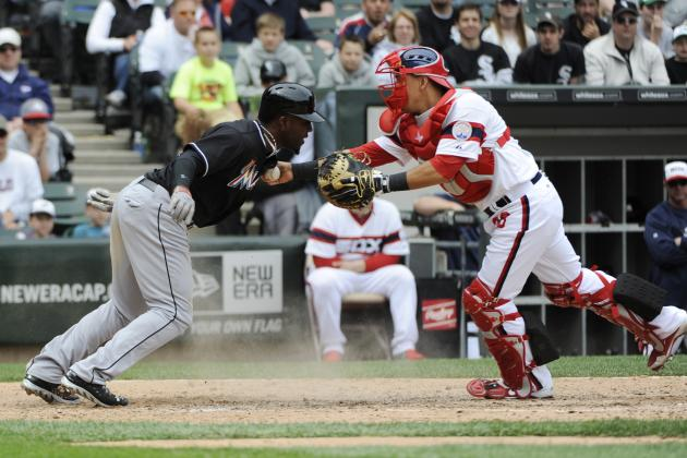 White Sox Cap Three-Game Sweep of Marlins