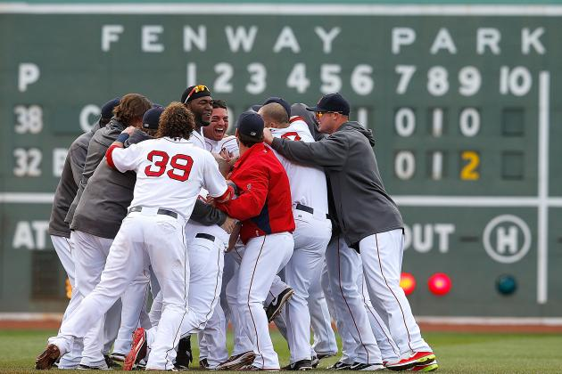 Ellsbury Caps Wild Rally as Red Sox Walk off