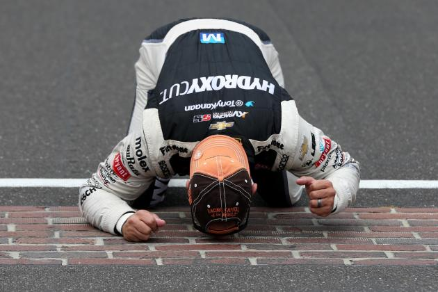 Indy 500 Results: Leaderboard, Payout and Recap of 2013 Race