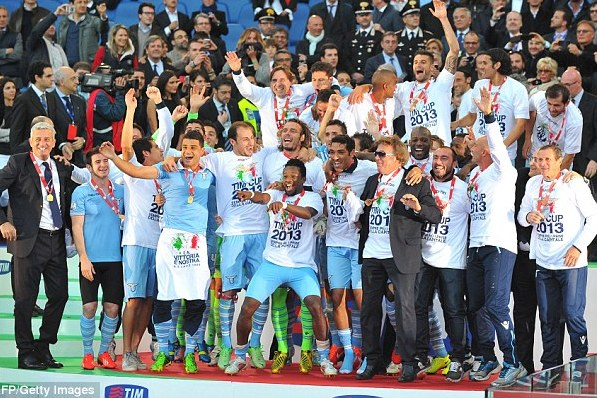 Lazio's Italian Cup Glory Marred by Crowd Trouble