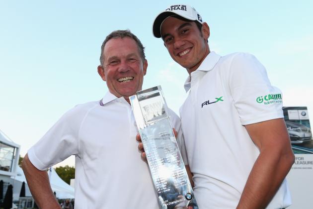 Italian Manassero, 20, Becomes Youngest PGA Winner