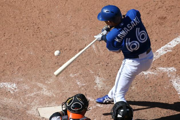Munenori Kawasaki Saves Blue Jays with Walkoff Double