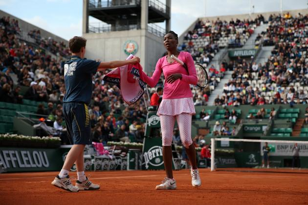 French Open 2013: Recapping Best Matches from Day 1 Action