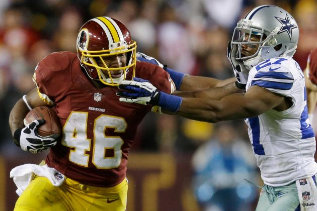 Can Alfred Morris Repeat Rookie Success in 2013?