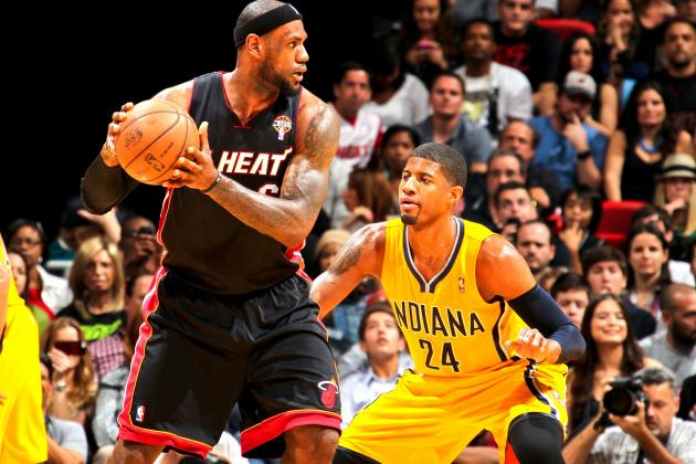 Miami Heat vs. Indiana Pacers: Game 3 Preview and Predictions