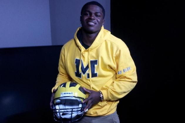 Video: Jabrill Peppers Picks Michigan with Rap Verse