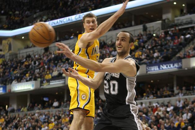 NBA Playoffs 2013: Pacers vs. Spurs Finals Matchup Would Be Great for Sport