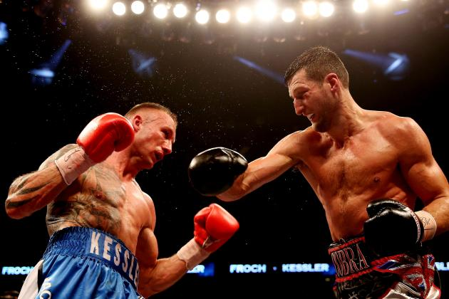 Hearn: Carl Froch Doesn't Need Andre Ward; People Want Froch-Kessler 3