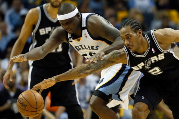 Spurs vs. Grizzlies: Memphis Too Resilient to Get Swept by San Antonio