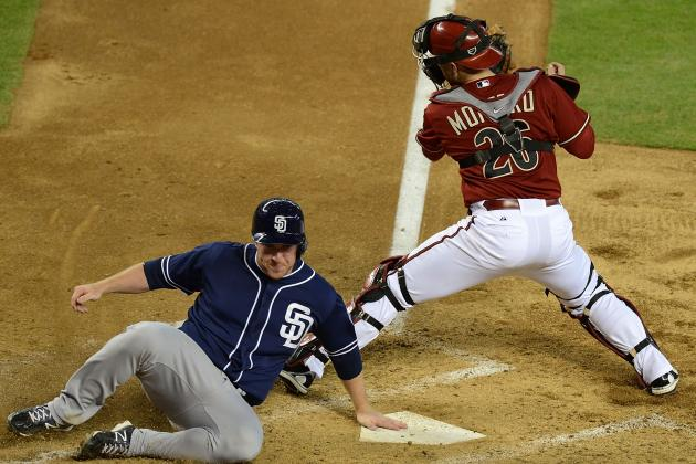 Diamondbacks 6, Padres 5