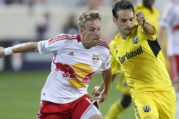 New York Red Bulls vs Columbus Crew 05-26-2013 - Recap