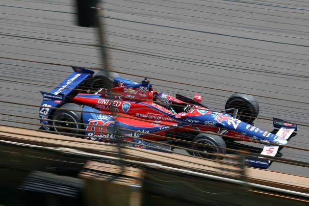 Indy 500 2013: Marco Andretti Proves to Be IndyCar's Star of the Future in Loss