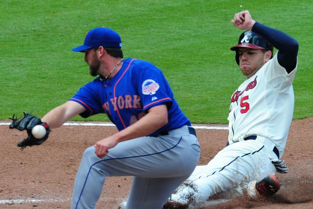 ESPN Gamecast: Braves vs. Mets