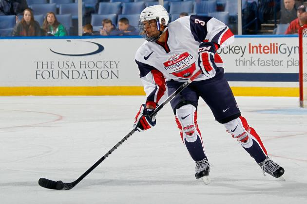 Seth Jones Is Clearly the Best Option for Avalanche with No. 1 Pick