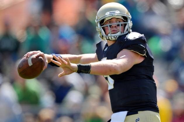 Gunner Kiel Would Be Foolish to Shut Door on Return to Notre Dame