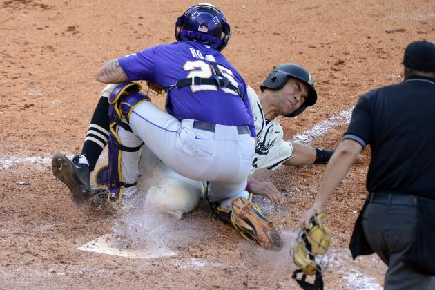 SEC Baseball Championship 2013: Score, Results, Analysis for Vanderbilt vs. LSU