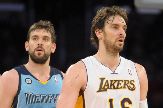 Pau Gasol Happy for Marc Even as Lakers Mess Awaits