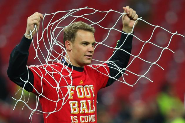 Champions League Final 2013: Manuel Neuer Was Biggest Winner After Great Showing