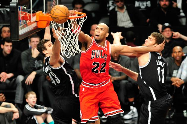 Current Chicago Bulls That Must Take a Bigger Role in 2013-14