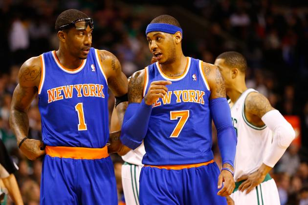 Amar'e Stoudemire Can Contribute at a High Level Next Season but Health Is Key