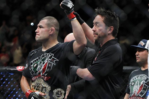 Cain Velasquez vs. Antonio Silva: Where Does It Rank Among Cain's Victories?