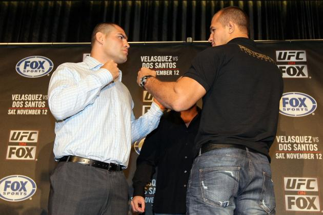 UFC 160: Cain Velasquez vs. Junior dos Santos 3 Will Be Epic Final Bout