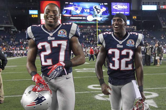 Who Will Win the New England Patriots' Strong Safety Battle?