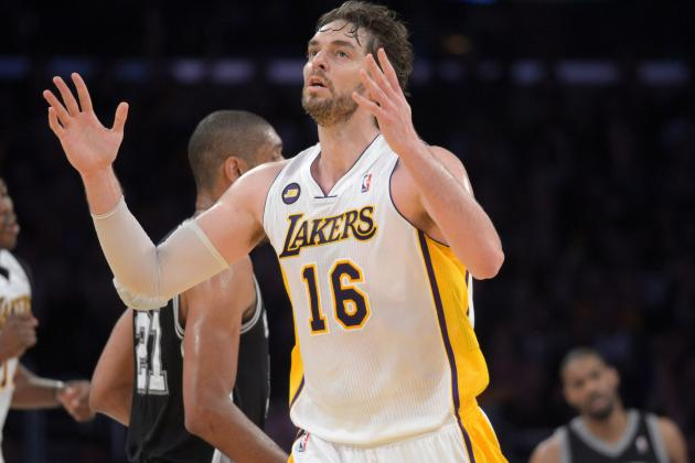 Pau Gasol Supposes He's OK with Dwight Howard Considering Free-Agency Options