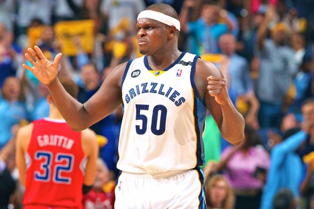 A Slightly Premature Postmortem on the 2012-13 Memphis Grizzlies