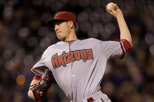 Corbin Becomes 3rd MLB Pitcher to Reach 8 Wins in 6-5 D-Backs Win
