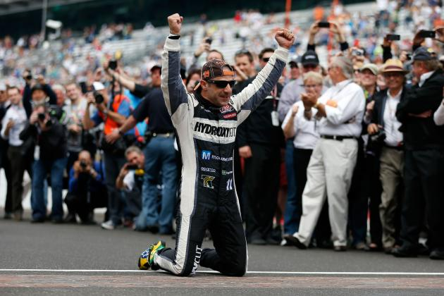 Indy 500 2013: Why Late Caution Doesn't Taint Tony Kanaan's Victory