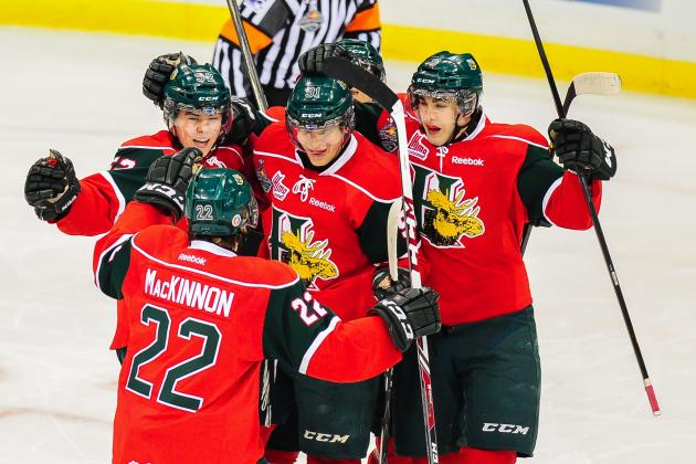Memorial Cup Final 2013: Halifax vs. Portland Score Recap, and More