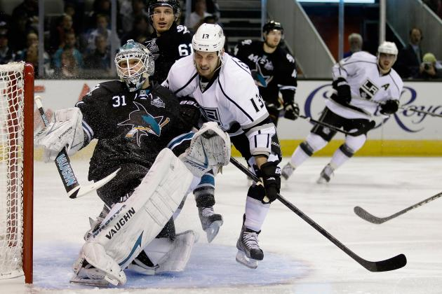 Los Angeles Kings vs. San Jose Sharks Game 6: Live Score, Updates and Analysis