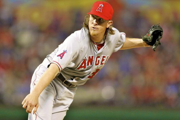 Jered Weaver Will Return to Angels' Rotation Wednesday vs. Dodgers
