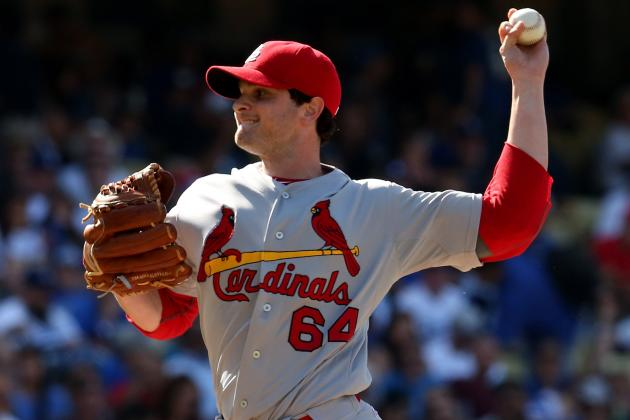 Cardinals Fall to Dodgers