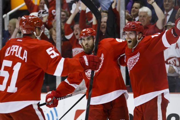 Detroit Red Wings Should Be the Favorites to Win Game 6 Against Blackhawks