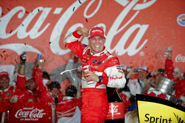 Coca-Cola 600 2013 Results: Reaction, Leaders and Post-Race Analysis