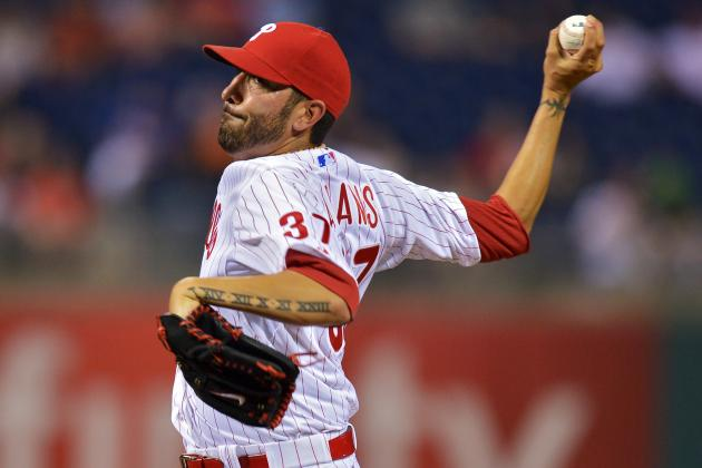 Phillies Activate Mike Adams from the Disabled List