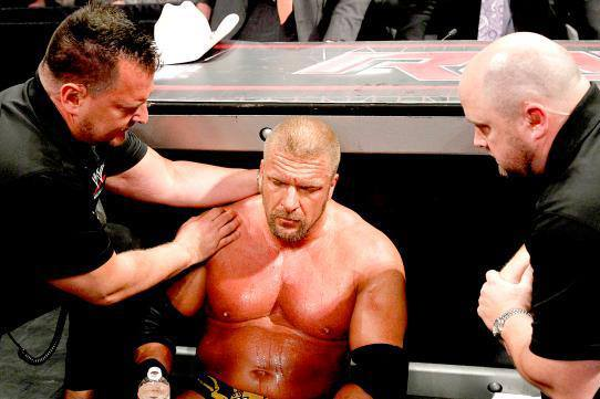 WWE as Serious as Ever When It Comes to Concussions in Pro Wrestling