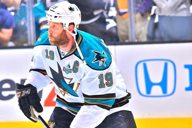 Kings vs. Sharks: The Time Is Now for Joe Thornton to Redefine His Legacy