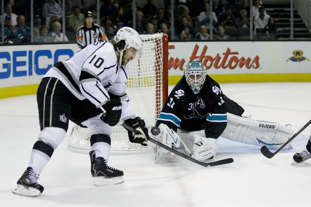 NHL Playoffs 2013: San Jose Sharks Beat Los Angeles Kings 2-1 to Force Game 7